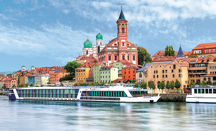 River Cruise Trips