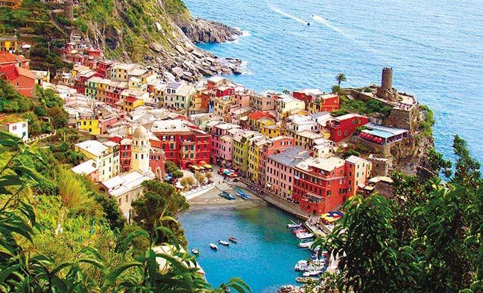 Cinque Terre & Tuscany Multi-Adventure Tour