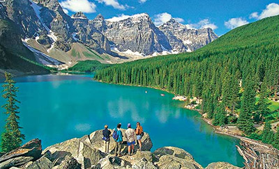 Canadian Rockies Walking & Hiking Tour