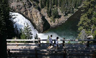 Yellowstone & Tetons Walking & Hiking Tour
