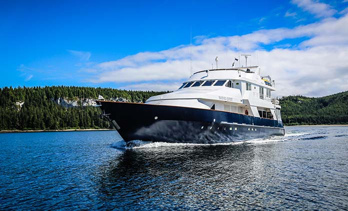 Alaska Ocean Cruise Multi-Adventure Tour