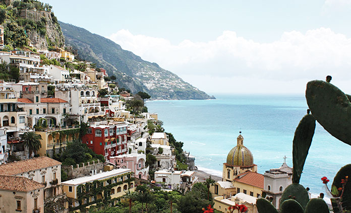 Italy's Amalfi Coast Walking & Hiking Tour