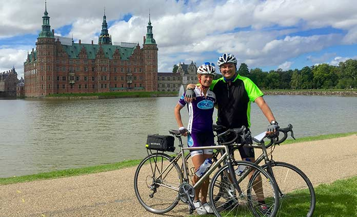 Baltic Sea Ocean Cruise Bike Tour