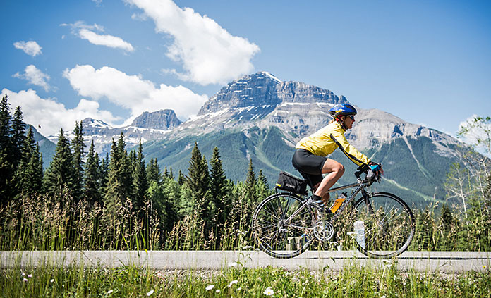 Canadian Rockies Multisport Tour