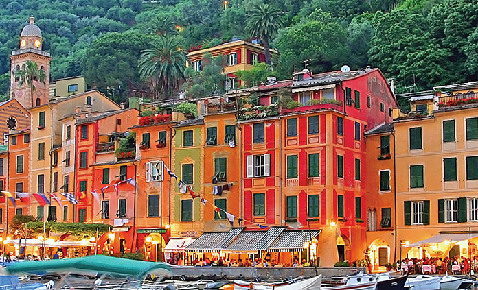Cinque Terre and Tuscany Italy Walking and Hiking Tour