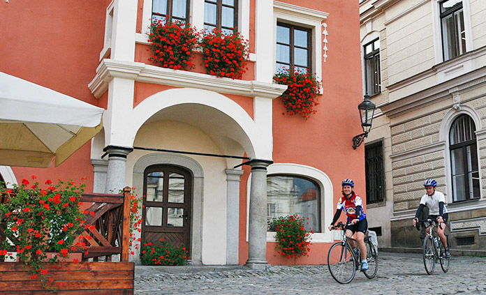 Czech Republic to Austria Bike Tour