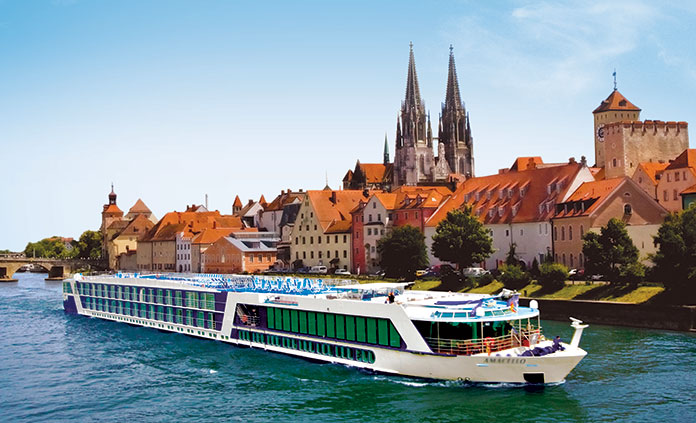 Danube River Cruise Bike Tours