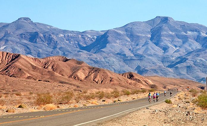 Death Valley Bike Tour