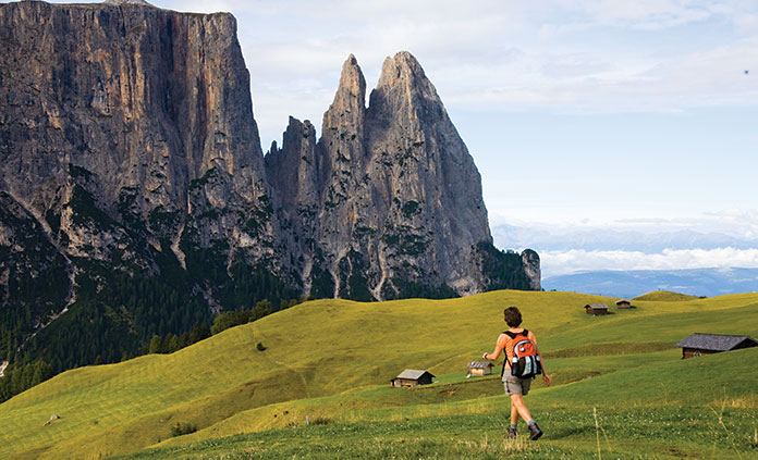 Dolomites Walking and Hiking Tour