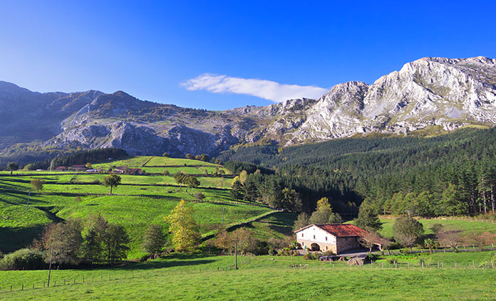 French Pyrenees to Basque Country Walking & Hiking Tour