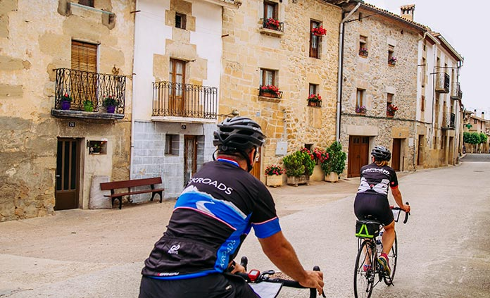 French Pyrenees & Spain's Rioja Region Multisport Tour