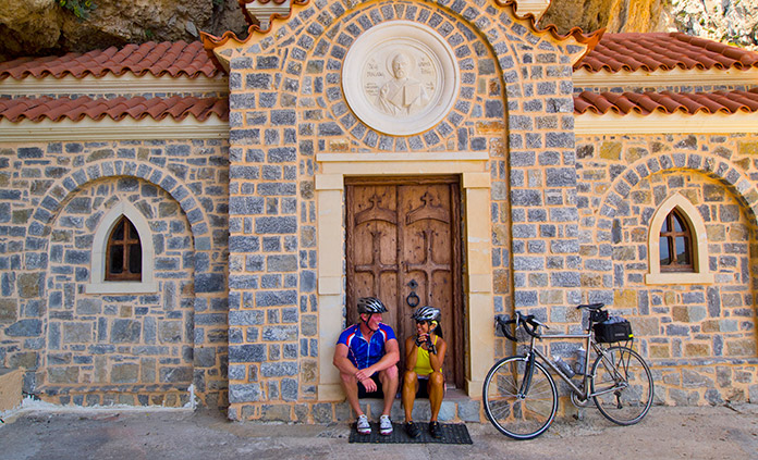 Greece Bike Tour