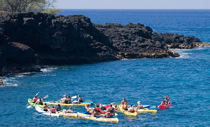 Hawaii Big Island Multisport Tour