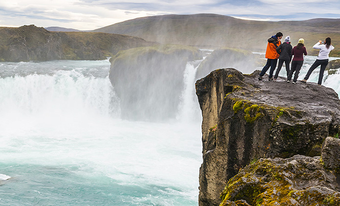 Iceland Ocean Cruise walking and hiking tour