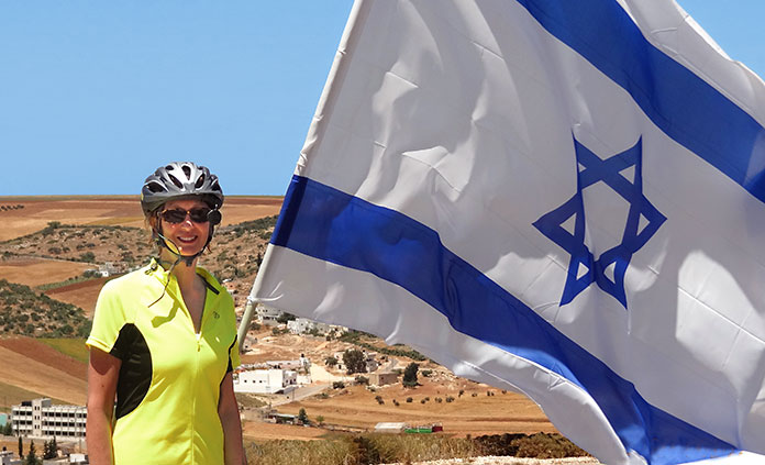 Israel Bike Tour