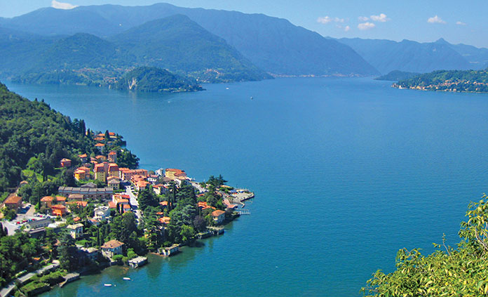 Italy's Lake Como & Bellagio Walking & Hiking Tour