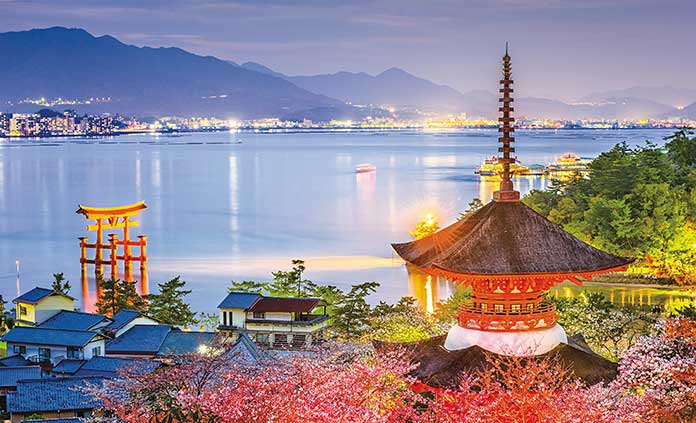 Japan Ocean Cruise Walking & Hiking Tour