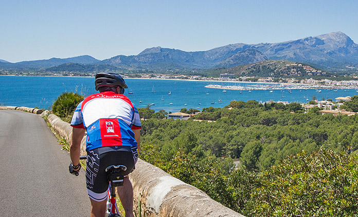Mallorca Spain Bike Tour