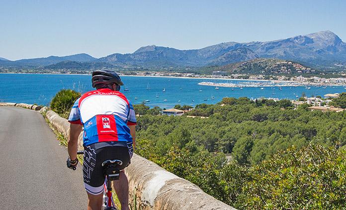 Mallorca Spain Bike Tour