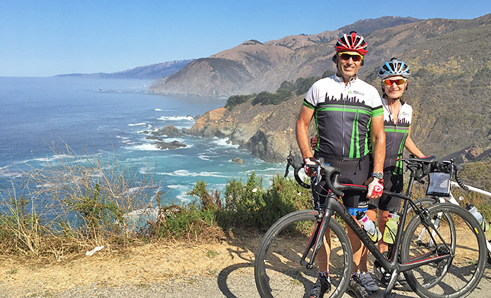 California Coast - Big Sur Bike Tours