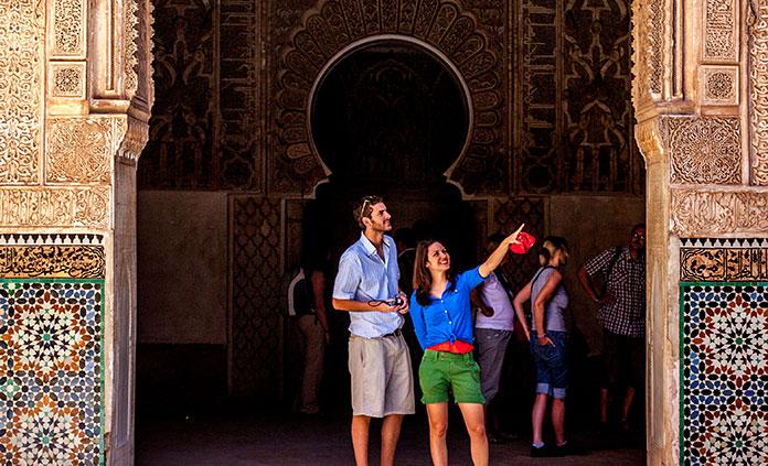 Morocco walking and hiking tour