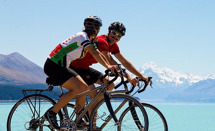 New Zealand Bike Tour