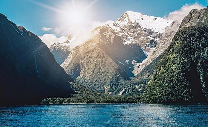 New Zealand Ocean Cruise Tours