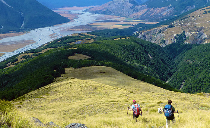 New Zealand Walking and Hiking Tour