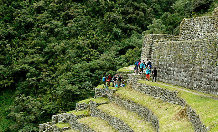 Peru walking and hiking tour