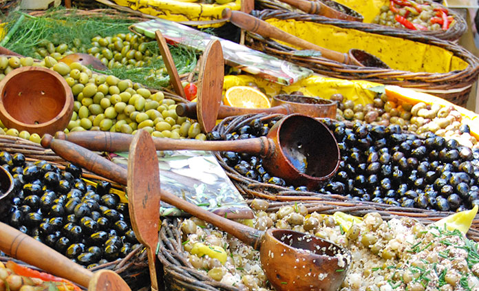 Provence France Active Culinary walking tour