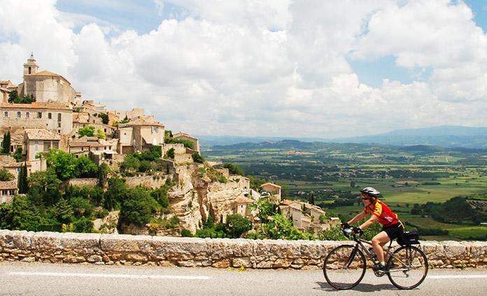 Provence Bike Tour