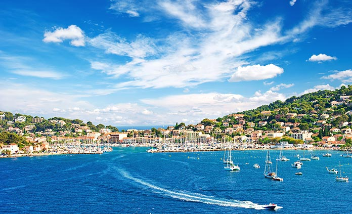 Provence and the French Riviera Walking & Hiking Tour