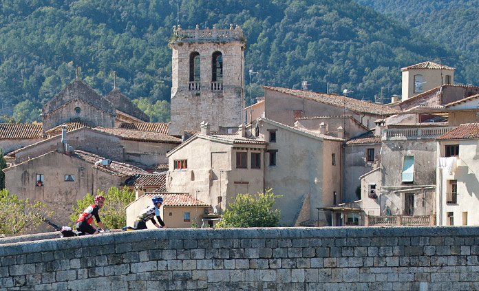 Pyrenees to Costa Brava Spain Bike Tour