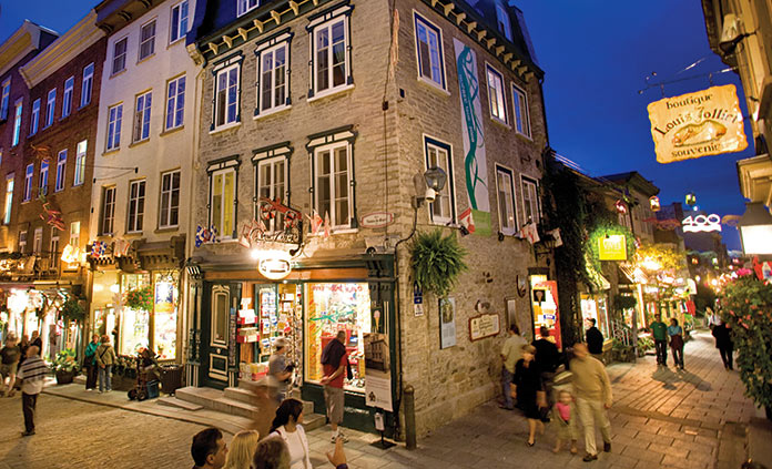 Quebec Multi-Adventure Tour