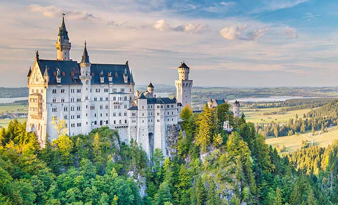 Salzburg to Munich Walking & Hiking Tour