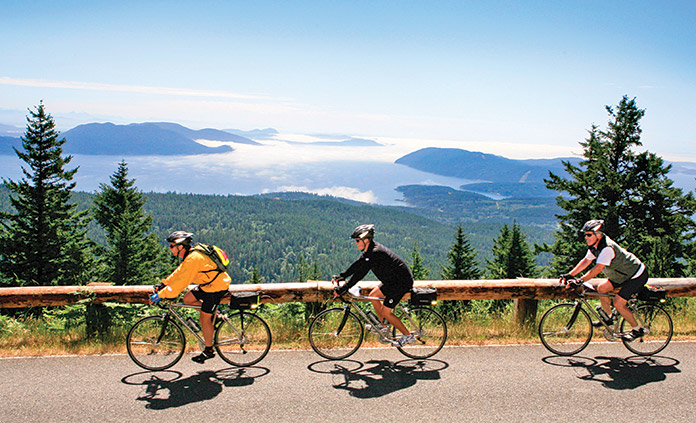 Bike Trips Usa Adventure Vacations Us Bike Hike Tours