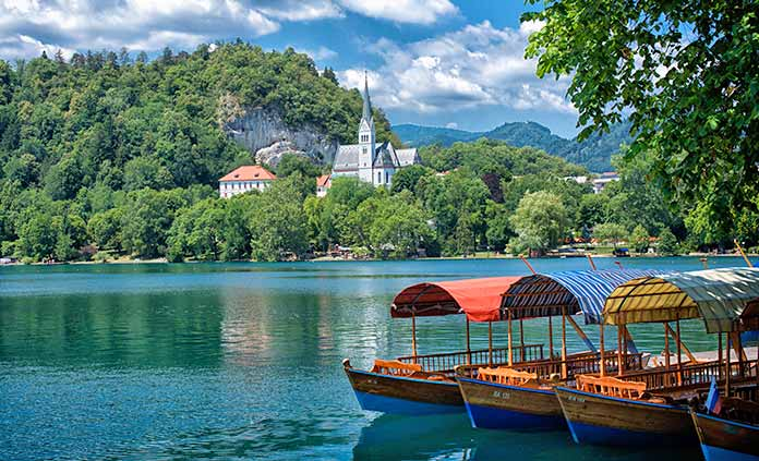 Croatia & Slovenia Multi-Adventure Tour