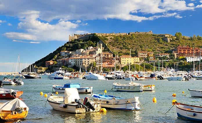 Tuscan Coast Bike Tours