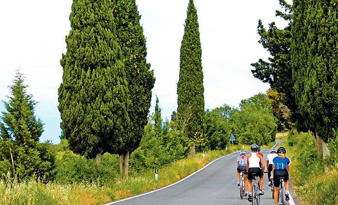 Tuscany's Chianti Bike Tour