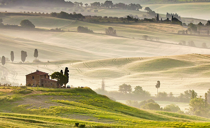Tuscany and Umbria Italy bike tour