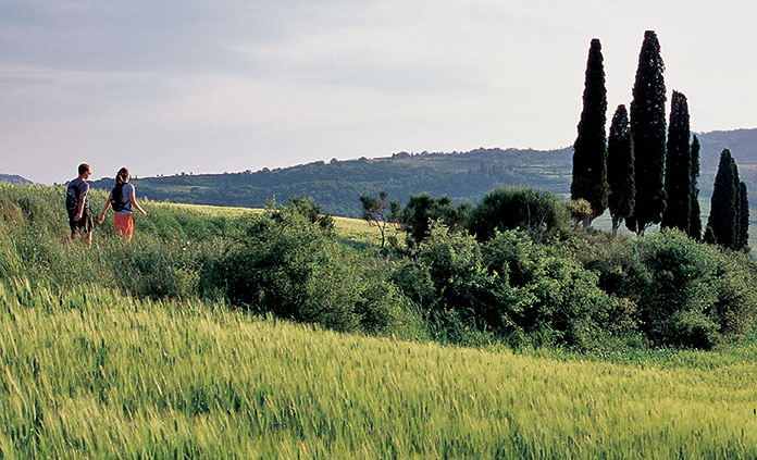 Tuscany & Umbria Walking & Hiking Tour
