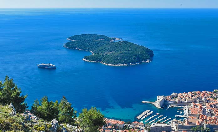 Venice to Croatia Ocean Cruise Tour
