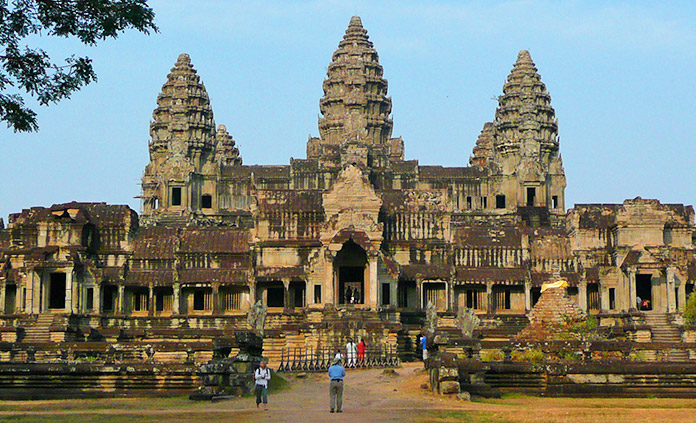 Vietnam and Cambodia walking tour