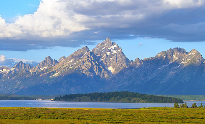 Yellowstone and Tetons Multisport Tour