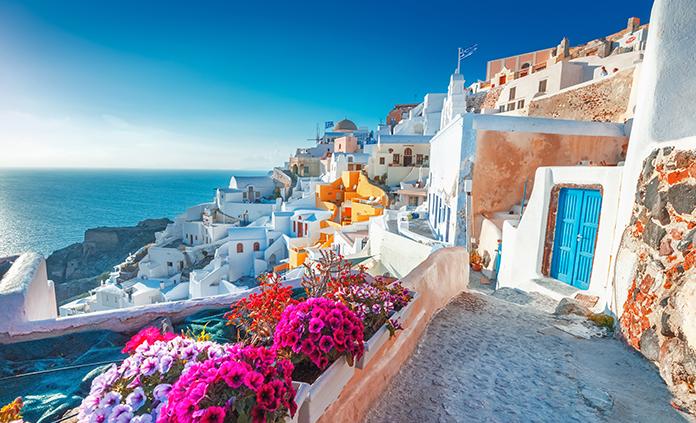 Greece Multi-Adventure Tour