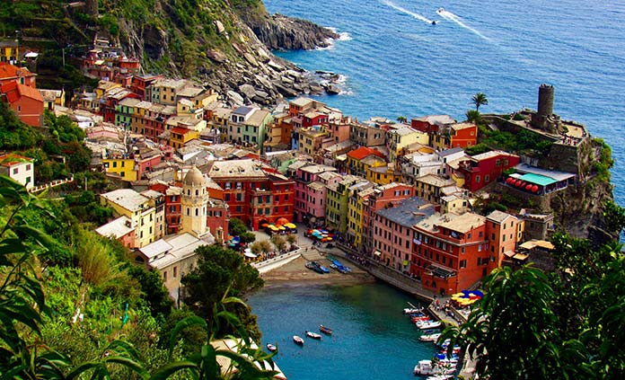 Cinque Terre Walking and Hiking Tour