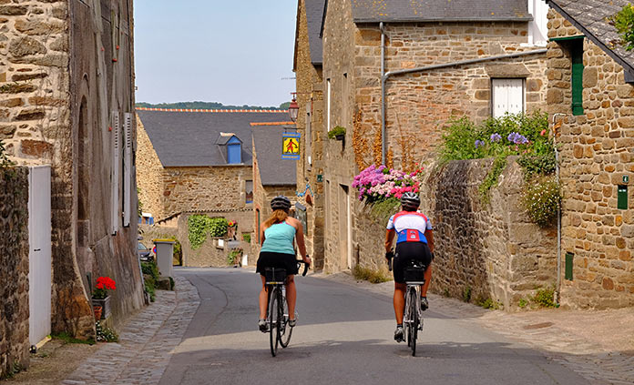 Brittany and Normandy Bike Tours