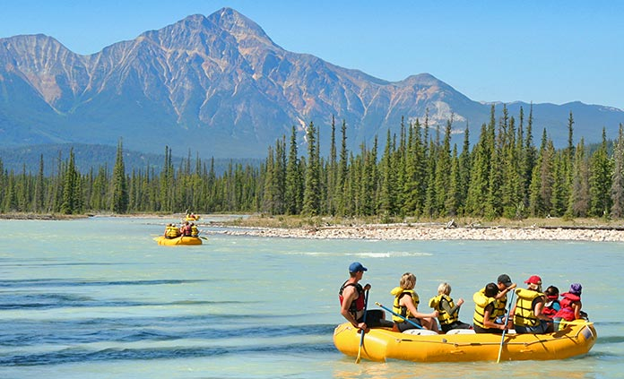 Canadian Rockies Family Camping Tours