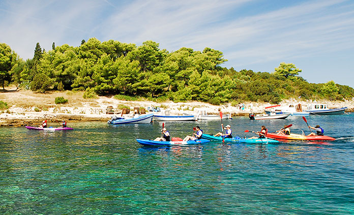 Croatia Multi-Adventure Tour