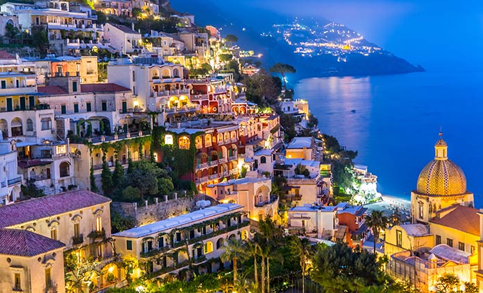 Amalfi Coast Walking and Hiking Tour
